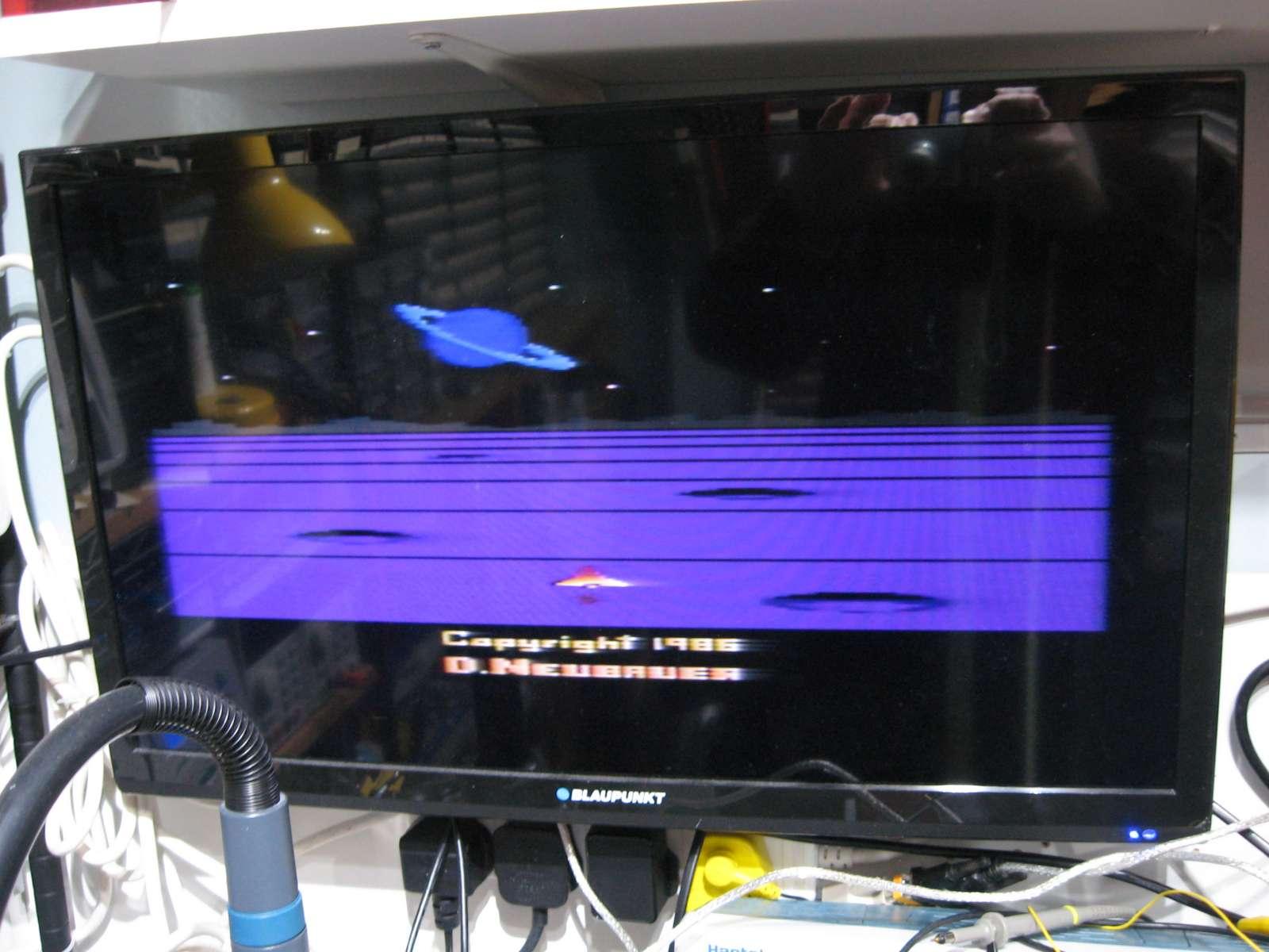 Atari 2600 Composite Video