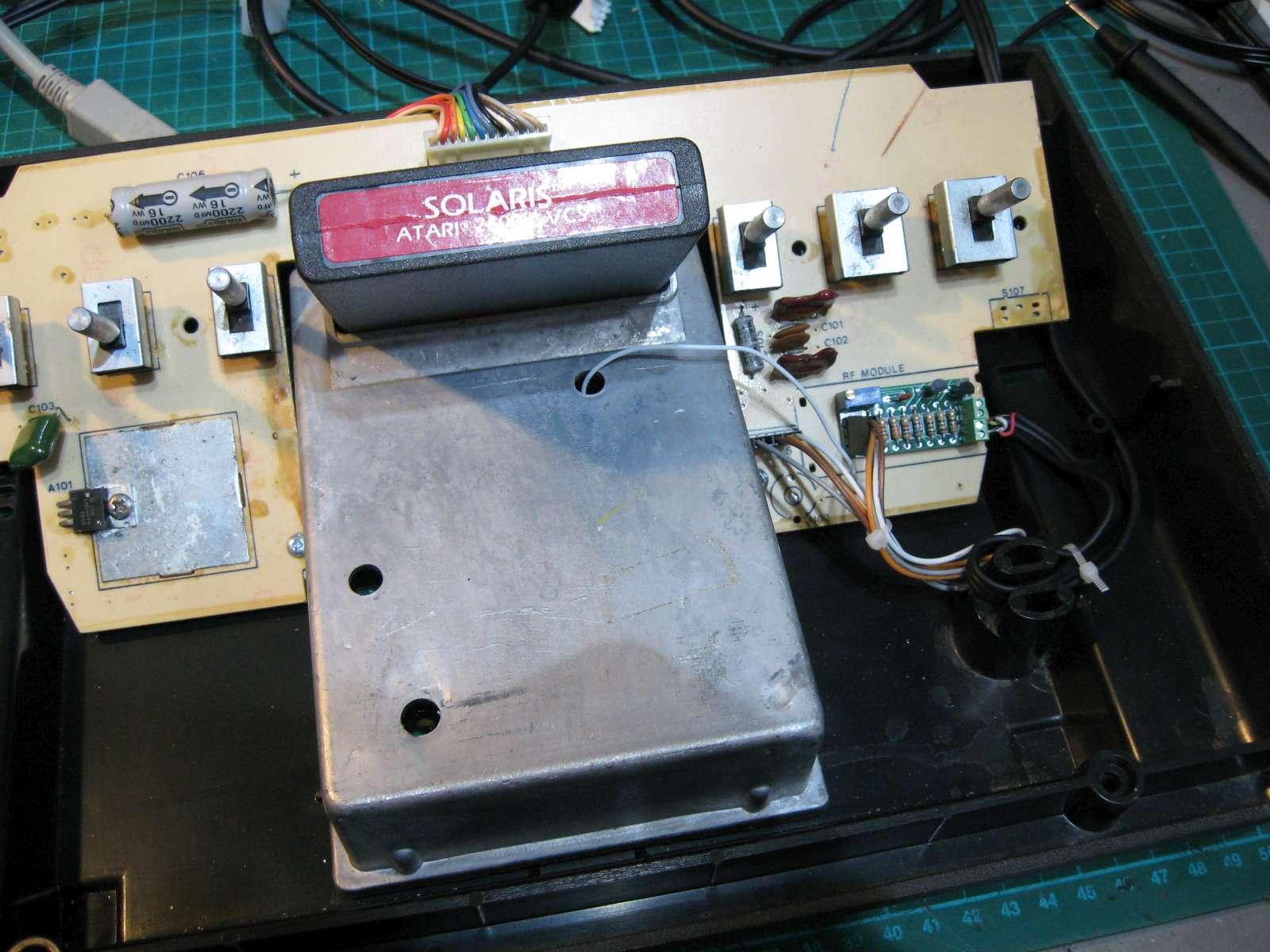 Atari 2600 Video Amplifier